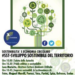 #SST convegno sostenibilita' 12-4-19